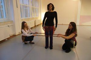 Bauchtanz lernen in Frankfurt - Foto: R. Rossbacher