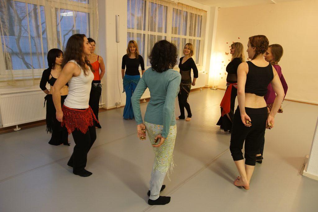 Bauchtanz lernen in Frankfurt