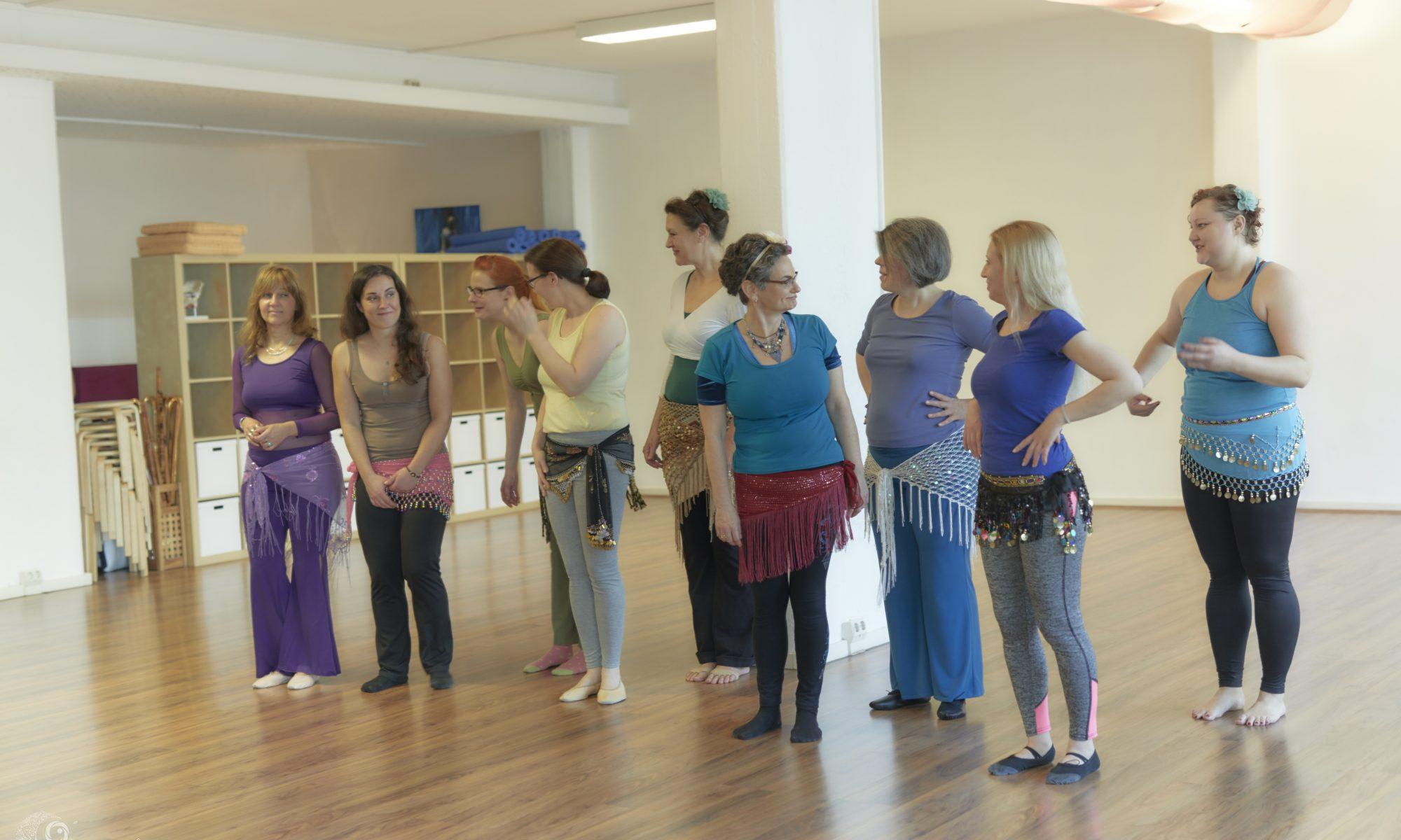 Ratlos, wenn´s ums Choreografieren geht? Foto: Sabuas Lichtraum