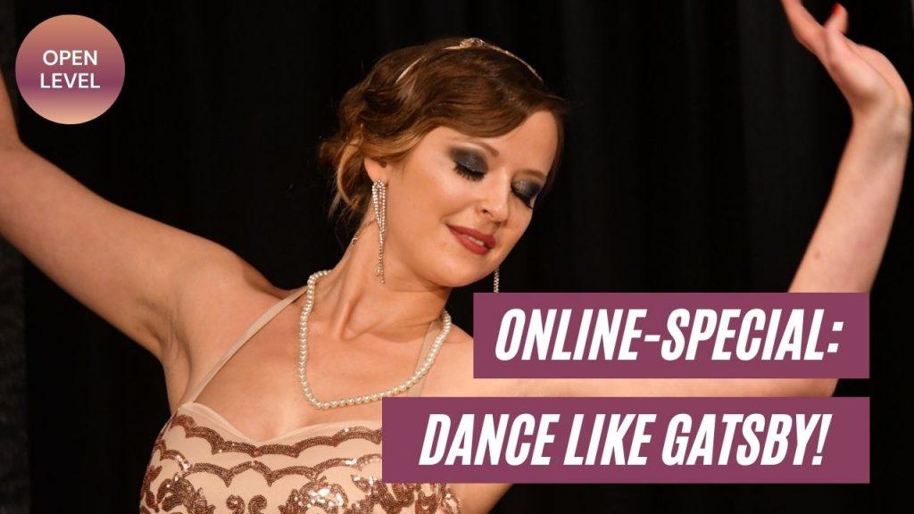 Dance like Gatsby! mit Lea - Foto: N. Kaus