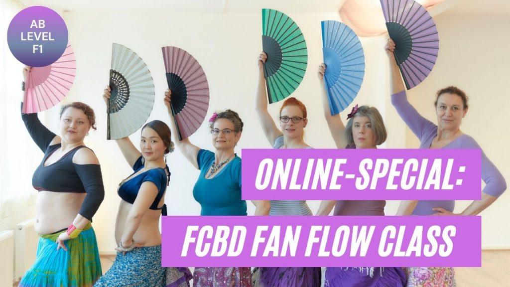 FCBD Fan Flow Special mit Eleen - Foto: Sabuas Lichtraum